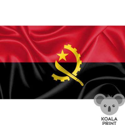 Angolos vėliava