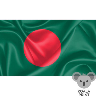 Bangladešo vėliava