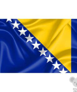 Bosnijos ir Hercegovinos vėliava