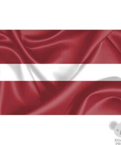 Latvijos vėliava