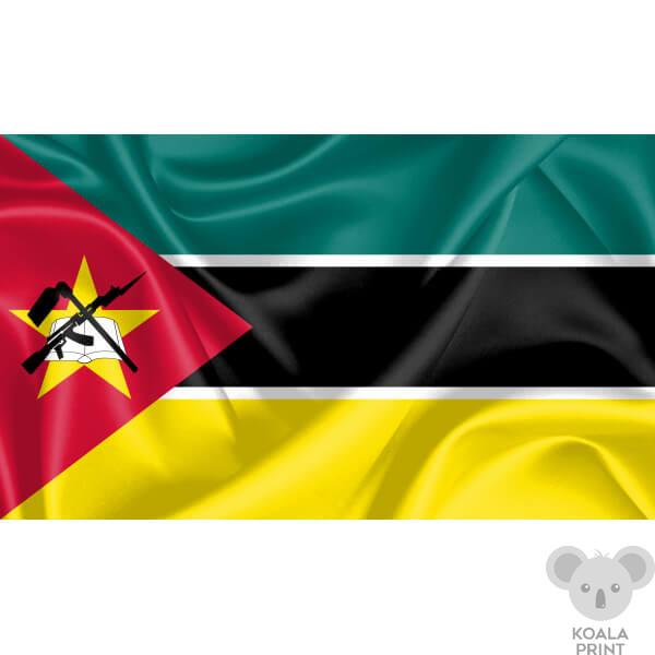 Mozambiko vėliava