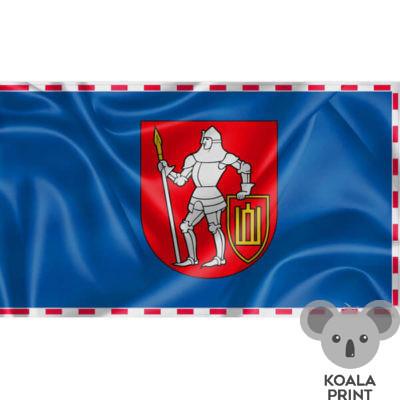 Trakų rajono vėliava