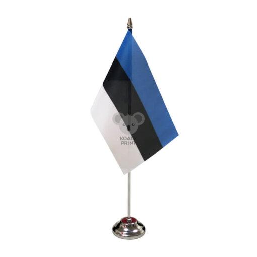 Estijos stalo vėliavėlė, 12 x 20 cm