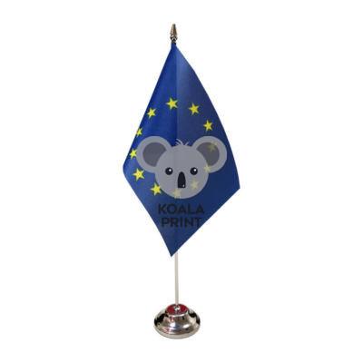 Europos Sąjungos stalo vėliavėlė, 12 x 20 cm
