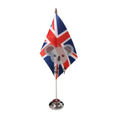 Jungtinės Karalystės stalo vėliavėlė, 12 x 20 cm