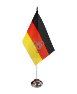 Vokietijos stalo vėliavėlė, 12 x 20 cm