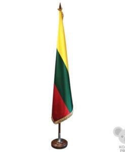 Prabangi Lietuvos trispalvė vėliava