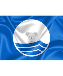 Mėlynosios vėliavos programos vėliava