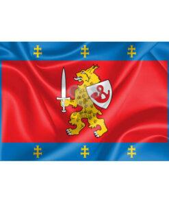 Tauragės apskrities vėliava