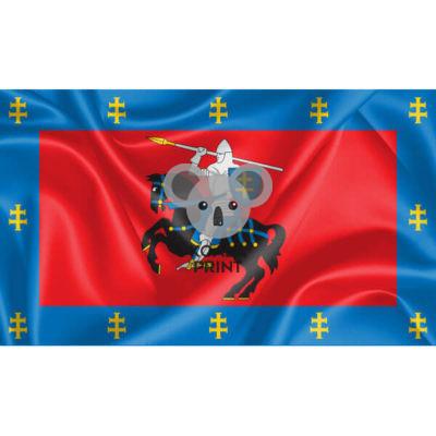 Vilniaus apskrities vėliava
