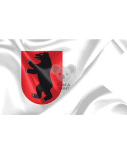 "Žemaitijos vėliava ""Su meška skyde"""