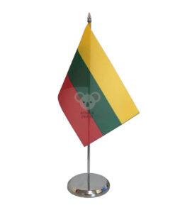 Vienvietis metalinis vėliavėlės stovelis EKO