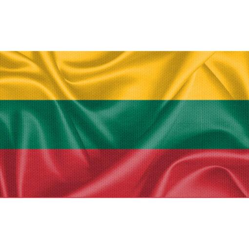 Lietuvos vėliava PowerTex