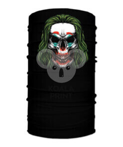 "Veido apdangalas su spauda ""Joker Skull"""