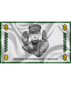 Adolfo Ramanausko-Vanago vėliava