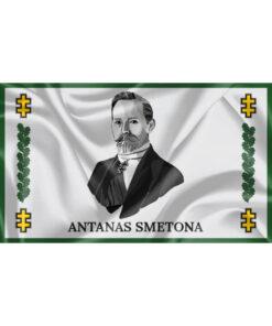 Antano Smetonos vėliava