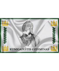 Kunigaikščio Gedimino vėliava
